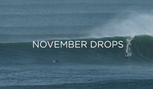 NOVEMBER DROPS / Surf short film